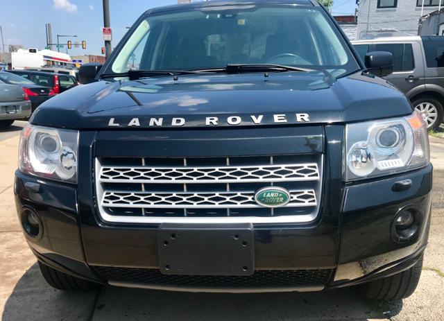 2010 Land Rover LR2 for sale at K J AUTO SALES in Philadelphia PA