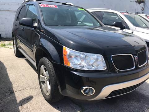 2007 Pontiac Torrent for sale at K J AUTO SALES in Philadelphia PA