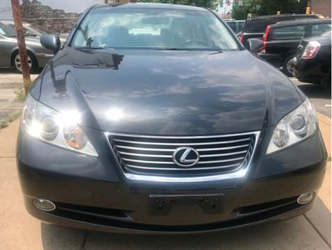 2009 Lexus ES 350 for sale at K J AUTO SALES in Philadelphia PA