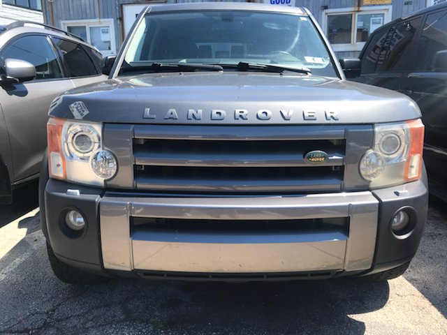 2005 Land Rover LR3 for sale at K J AUTO SALES in Philadelphia PA