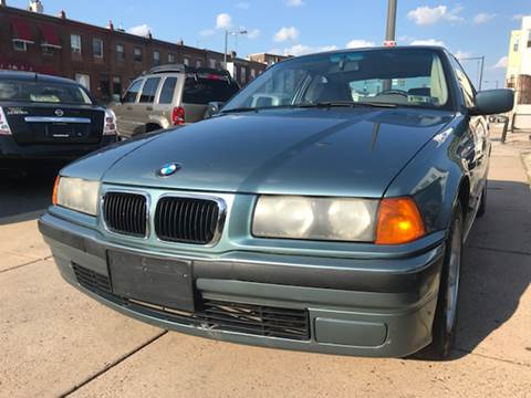 1997 BMW 3 Series for sale at K J AUTO SALES in Philadelphia PA
