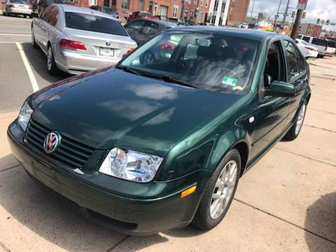 2000 Volkswagen Jetta for sale at K J AUTO SALES in Philadelphia PA