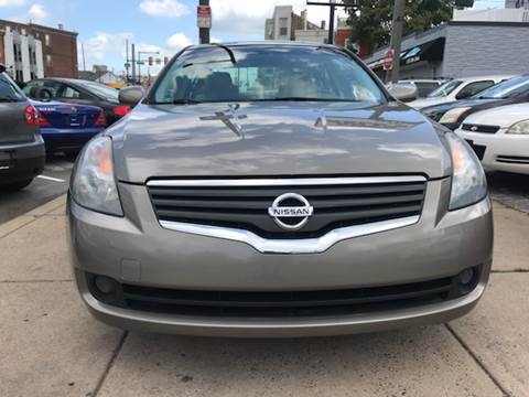 2007 Nissan Altima for sale at K J AUTO SALES in Philadelphia PA