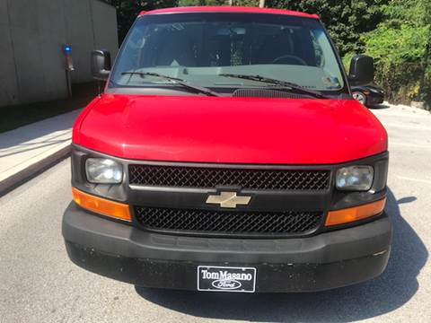 2010 Chevrolet Express Cargo for sale at K J AUTO SALES in Philadelphia PA