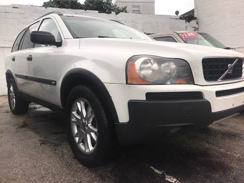 2005 Volvo XC90 for sale at K J AUTO SALES in Philadelphia PA