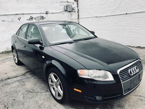 2006 Audi A4 for sale at K J AUTO SALES in Philadelphia PA