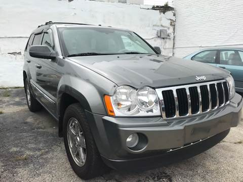 2007 Jeep Grand Cherokee for sale at K J AUTO SALES in Philadelphia PA