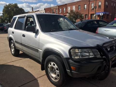 1998 Honda CR-V for sale at K J AUTO SALES in Philadelphia PA