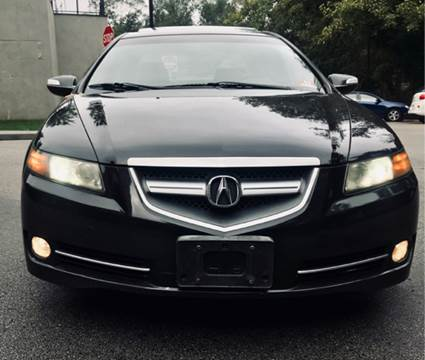 2007 Acura TL for sale at K J AUTO SALES in Philadelphia PA