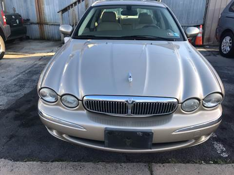 2005 Jaguar X-Type for sale at K J AUTO SALES in Philadelphia PA