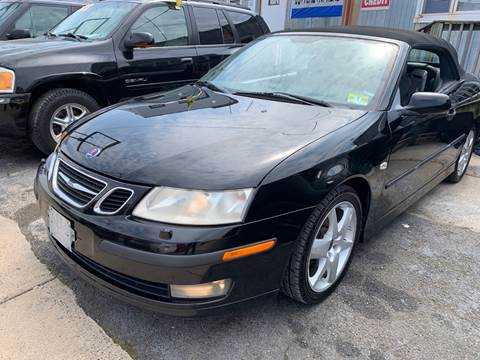 2004 Saab 9-3 for sale at K J AUTO SALES in Philadelphia PA