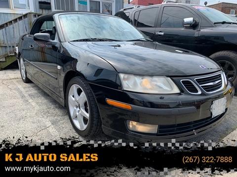 2004 Saab 9-3 for sale in Philadelphia, PA