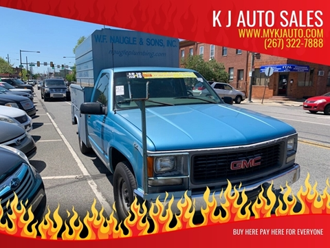 1999 GMC Sierra 2500 for sale in Philadelphia, PA