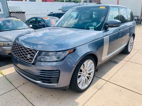 2019 Land Rover Range Rover for sale at K J AUTO SALES in Philadelphia PA