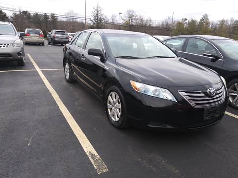 2008 Toyota Camry Hybrid for sale at K J AUTO SALES in Philadelphia PA