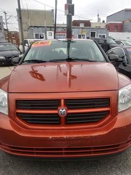 2008 Dodge Caliber for sale at K J AUTO SALES in Philadelphia PA