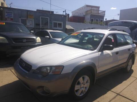 2005 Subaru Outback for sale at K J AUTO SALES in Philadelphia PA