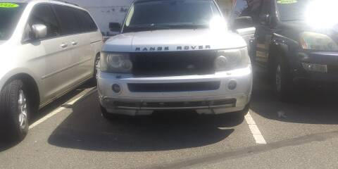 2006 Land Rover Range Rover Sport for sale at K J AUTO SALES in Philadelphia PA