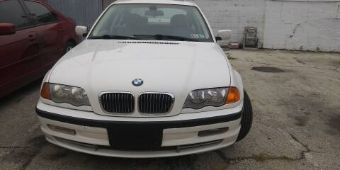 2001 BMW 3 Series for sale at K J AUTO SALES in Philadelphia PA