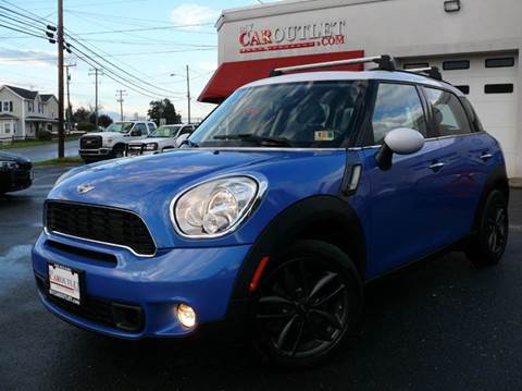 2011 MINI Cooper Countryman for sale at MY CAR OUTLET in Mount Crawford VA