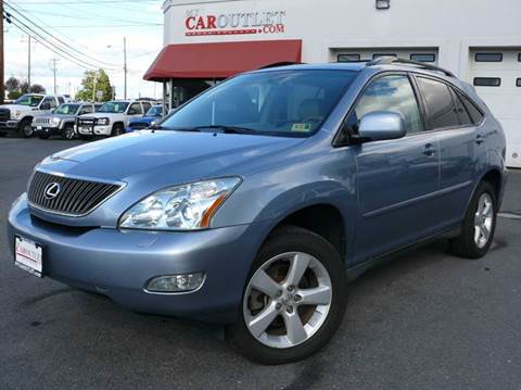 2004 Lexus RX 330 for sale at MY CAR OUTLET in Mount Crawford VA