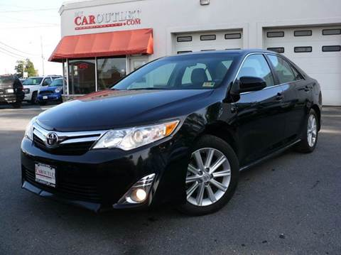 2014 Toyota Camry for sale at MY CAR OUTLET in Mount Crawford VA