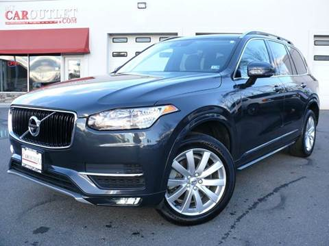 2016 Volvo XC90 for sale at MY CAR OUTLET in Mount Crawford VA