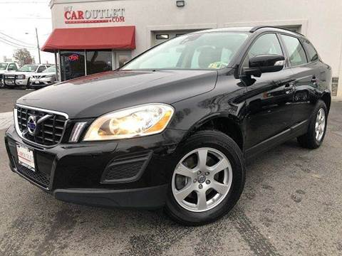 2011 Volvo XC60 for sale at MY CAR OUTLET in Mount Crawford VA