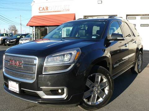 2014 GMC Acadia for sale at MY CAR OUTLET in Mount Crawford VA