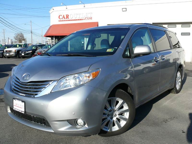 2011 Toyota Sienna for sale at MY CAR OUTLET in Mount Crawford VA