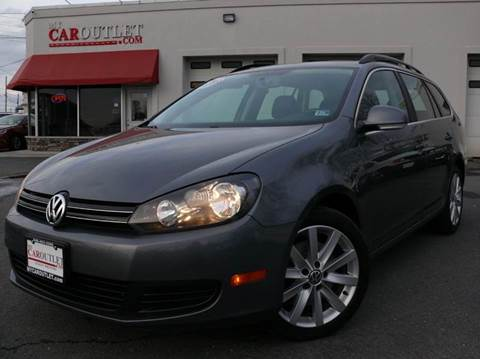 2013 Volkswagen Jetta for sale at MY CAR OUTLET in Mount Crawford VA