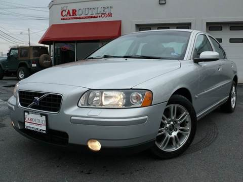 2006 Volvo S60 for sale at MY CAR OUTLET in Mount Crawford VA