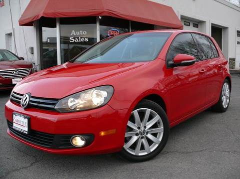 2011 Volkswagen Golf for sale at MY CAR OUTLET in Mount Crawford VA