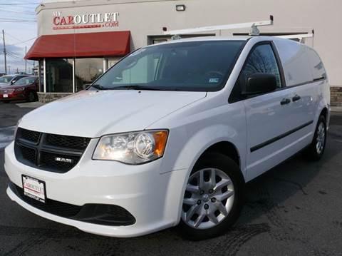 2014 RAM C/V for sale at MY CAR OUTLET in Mount Crawford VA