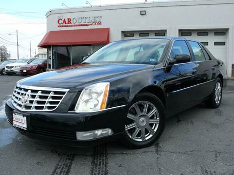 2008 Cadillac DTS for sale at MY CAR OUTLET in Mount Crawford VA