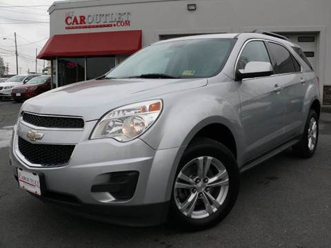 2015 Chevrolet Equinox for sale at MY CAR OUTLET in Mount Crawford VA