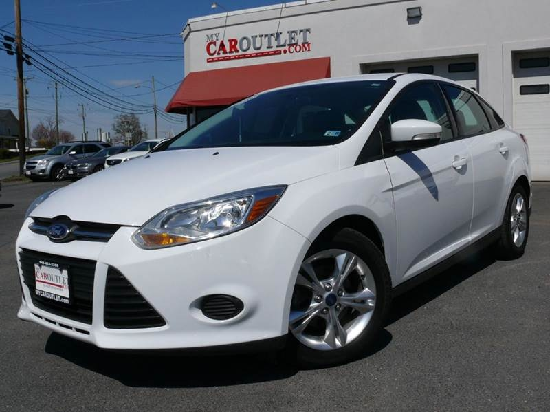 2014 Ford Focus for sale at MY CAR OUTLET in Mount Crawford VA