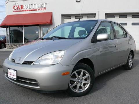 2001 Toyota Prius for sale at MY CAR OUTLET in Mount Crawford VA