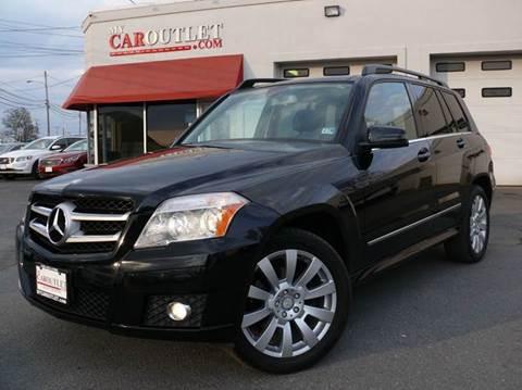 2012 Mercedes-Benz GLK for sale at MY CAR OUTLET in Mount Crawford VA