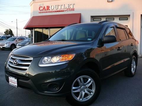 2012 Hyundai Santa Fe for sale in Mt. Crawford, VA
