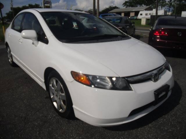 2008 Honda Civic LX 4dr Sedan 5A   New Port Richey FL