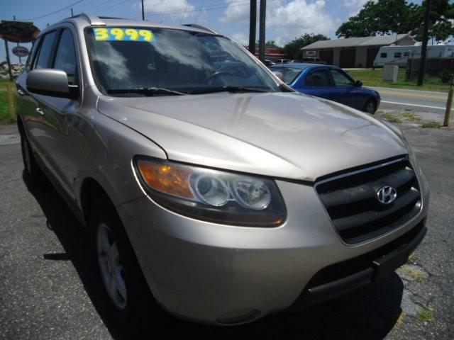2007 Hyundai Santa Fe GLS 4dr SUV   New Port Richey FL