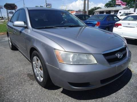 2008 Hyundai Sonata For Sale In New Port Richey, FL