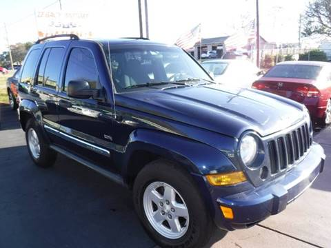 2006 Jeep Liberty for sale in New Port Richey, FL