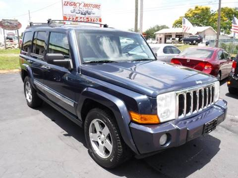 2010 Jeep Commander for sale in New Port Richey, FL