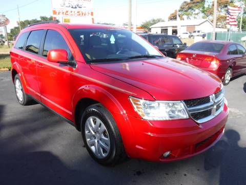 2014 Dodge Journey for sale in New Port Richey, FL