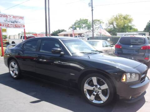 2009 Dodge Charger R/T for sale at LEGACY MOTORS INC in New Port Richey FL