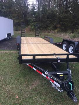 2019 Carry-On 7x24 HD EQ DT FR 12K for sale in Grimesland, NC