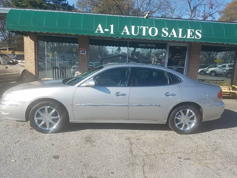 A-1 Auto Sales - Used Cars - Anderson SC Dealer