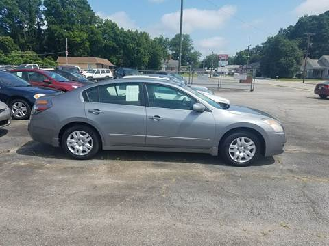 2009 Nissan Altima for sale at A-1 Auto Sales in Anderson SC